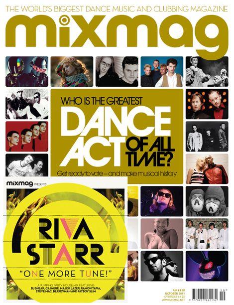 Mixmag October 2011
