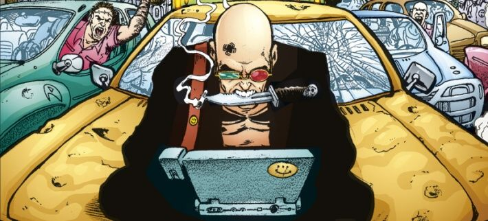 Transmetropolitan 6