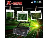 X-LASER 150mW červený a zelený laser projektor