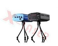 X-LASER Dekorační laserový projektor - 1 vzor