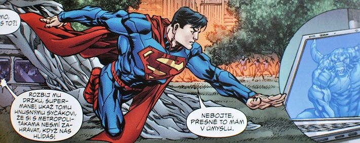 Superman: Cena zítřka