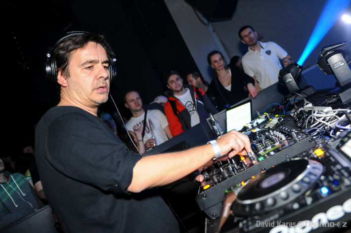 Laurent Garnier @ Roxy