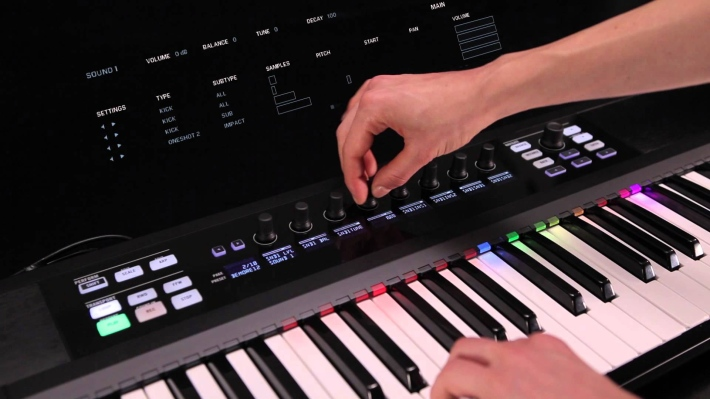 Native Instruments Kontrol Komplete S49