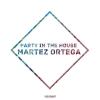 Martez Ortega vydal tech-house singl v Itálii