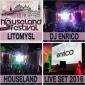 Enrico zveřejnil svůj set z akce Houseland Festival