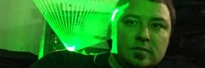 """Zbyšek Uhlík: """"Já zastávám heslo, že laserů není nikdy dost..."""""""
