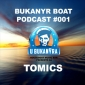 Houseboat U Bukanýra startuje podcasty