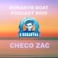 Další Bukanýr Podcast umíchal rezident párty Vivacity