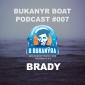 Další Bukanýr Podcast obstaral DJ Brady