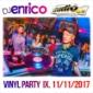DJ Enrico zveřejnil svůj warm-up set z další Vinyl Afterparty