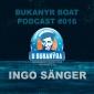 Exkluzivní Bukanýr Podcast dodal Ingo Sänger
