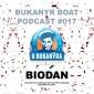 Další Bukanýr Podcast nahrál Biodan na oslavách nového roku
