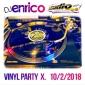 DJ Enrico zveřejnil set z únorové Vinyl Party