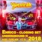 Enrico  zveřejnil set z festivalu Votvírák 2018