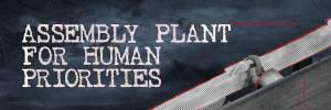 "Hudební recenze: Martin Kuška - ""Assembly Plant For Human Priorities LP"""