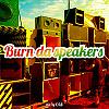 Burn da speakers - Crik8 mix
