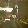 DJs Cubik,Tomics & Roman Rosi - Blue Lounge closing party 2013 @ Podolka's terrace