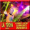 DJ Enrico@Amnesia Ibiza LIVE -  25.9.2013