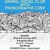 Pursim - Phonographe Corp - DJ Set @ Animal Social Club - Rome