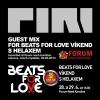 DJ Piri - Guest Mix For Beats For Love Víkend s Helaxem