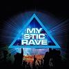 Roman Rai - LIVE / MYSTIC RAVE 16 8 2014