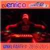 DJ Enrico - Live At Vinyl Party vol 4., Studio 54, 28.6. 2015