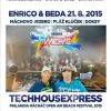 TechHousExpress (Enrico & Beda) - Live @ Finladia Mácháč 2015