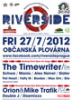 RIVERSIDE OPEN AIR