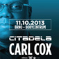 Jon Rundell prvnm hostem Carla Coxe na Citadele