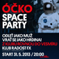 Óčko Space party tě dostane na Sziget i do kosmu