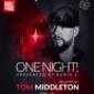 Říjnová One Night! uvede Toma Middletona