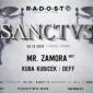 Mexický DJ Mr. Zamora vystoupí na akci Sanctus v Radosti FX