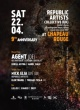 REPUBLIC ARTISTS 9TH B*DAY W/ AGENT (DE), NICK ELIA LIVE (UK)