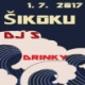 Šikoku párty již tuto sobotu