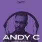 Andy C ovládne celý tento víkend v Roxy