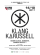 KLANGKARUSSELL / 4TH ANNIVERSARY OF STORM CLUB