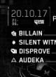 METHLAB PRAGUE W/ BILLAIN, SILENT WITNESS, DISPROVE & AUDEKA