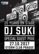 SUKI 20 YEARS ON STAGE