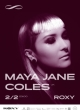 MAYA JANE COLES (UK)