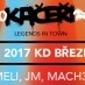 Elektro Kačeři lákají na legendární DJs