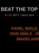 BEAT THE TOP – SILVESTR / NYE 2017
