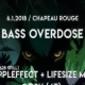 Párty Bass Overdose oslaví 1. rok fungování