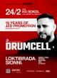 19 YEARS OF JZD PROMOTION /W DRUMCELL (USA)