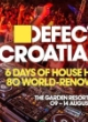 DEFECTED CROATIA 2018