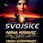 Nina Kraviz a High Contrast zahrají už tuto sobotu
