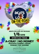 BEATS FOR LOVE: ON THE ROAD W/ A-CRAY, NO MONEY