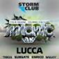 Lucca hvězdou Mácháč Club Tour v klubu Storm
