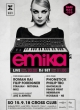 BASSMATICO W/ EMIKA LIVE AND FILIP FOREIGNER
