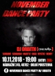 NOVEMBER DANCE PARTY W/ ORBITH