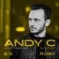 Andy C otevře v únoru D´n´B sezonu v Roxy